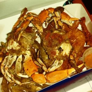 Yoyoede-crabs